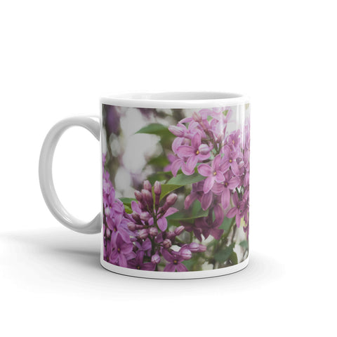 Lilac Dreams Coffee Mug