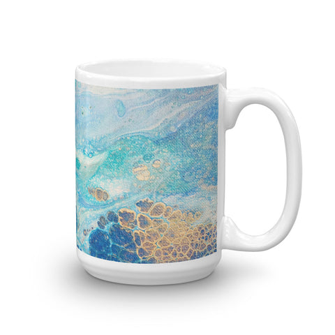 Tidal Wave Coffee Mug - april bern photography