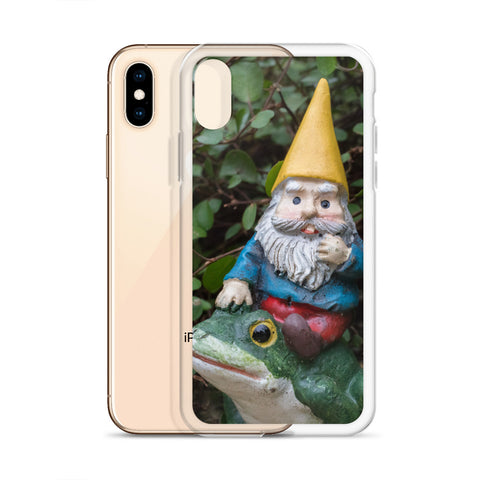 Garden Gnome iPhone Case