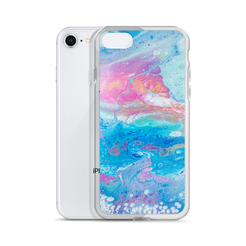 Abstract Galaxy iPhone Case - april bern photography