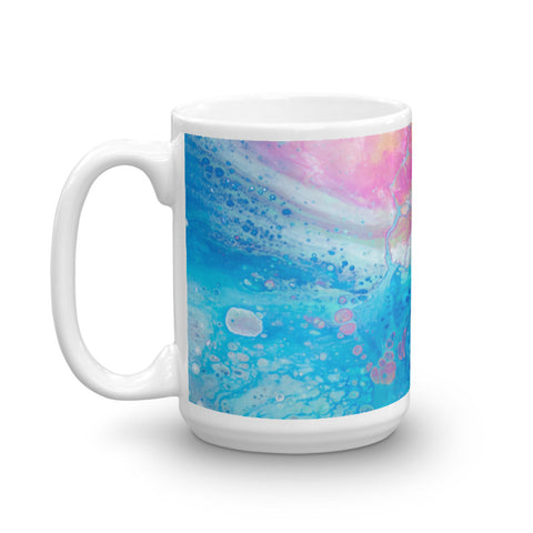 Galaxy Coffee Mug - april bern photography