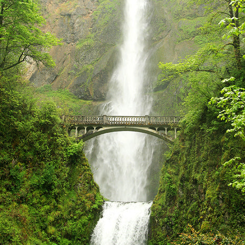 Multnomah Falls Fine Art Photography