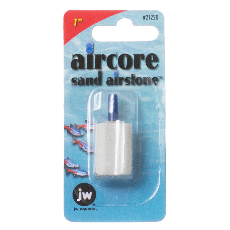 "JW Aircore Sand Airstone 1"" Long - (1 Pack)"