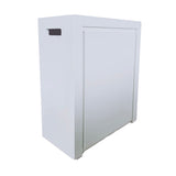Archaea Wood Cabinet for rimless aquariums with base dimensions: L 60cm x W 30cm