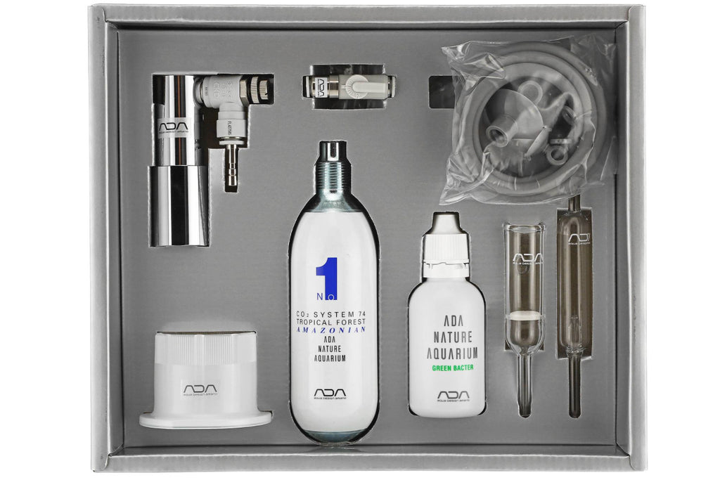 CO2 Advance System (White)