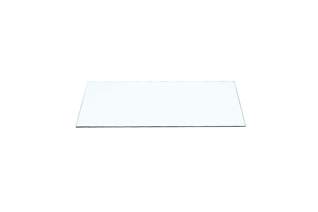 Glass Cover for 60-P(60x30x36cm)& 60-H(30)(60x30x45cm) D-Type 528x281mm