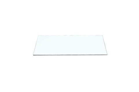 Glass Cover for 90-P 10MM Thickness &90-H E-Type  412x426mm