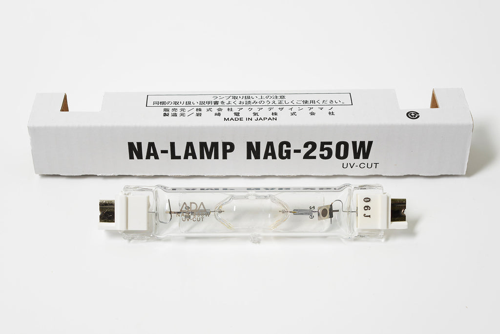 Metal halide lamp NAG-250W-Green