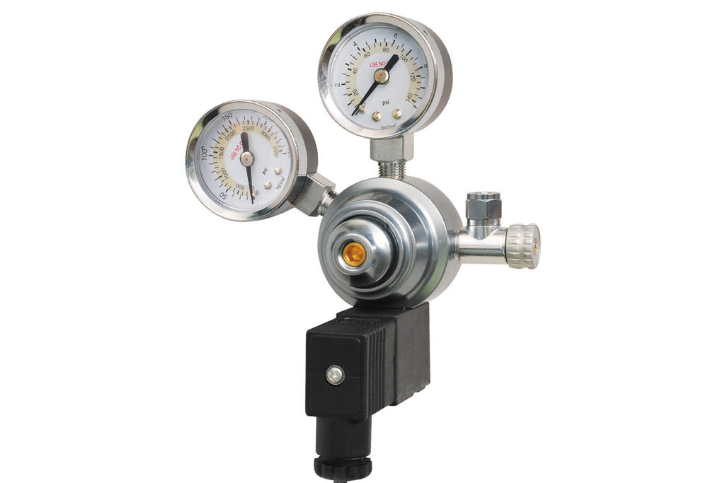 ARCHAEA CO2 REGULATOR (PRO) DUAL GAUGE