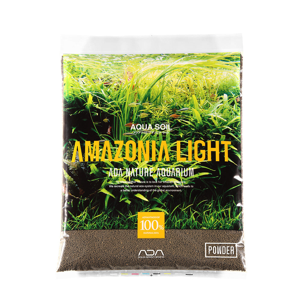 ADA Aqua Soil - Amazonia LIGHT - Powder 3L
