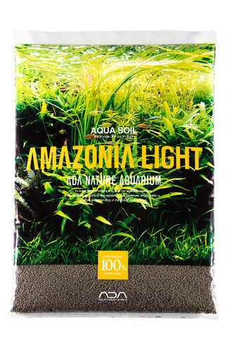 ADA Aqua Soil - Amazonia LIGHT - (9L) Normal (4 Bags) 10% off  ($143.96 + $40 shipping)