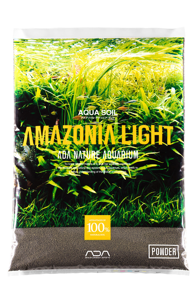 ADA Aqua Soil - Amazonia LIGHT - Powder 9L