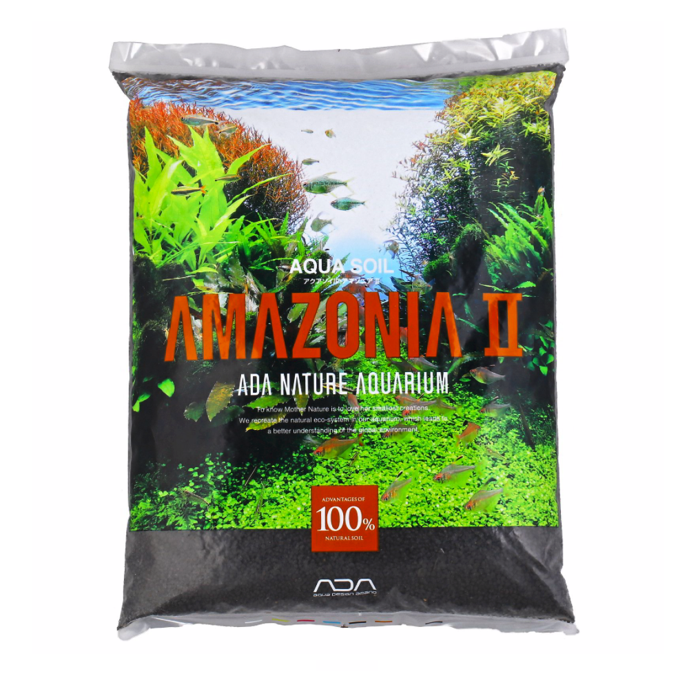 ADA Aqua Soil - Amazonia II - Normal 3L ($17.99 + $8 shipping)