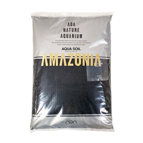 ADA Aqua Soil - Amazonia - (9L) Normal (4 Bags) 10% off  ($154.76 + $40 shipping)