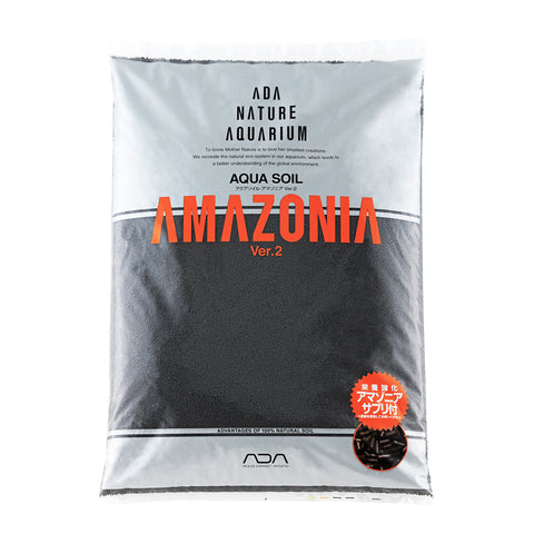 ADA Aqua Soil - Amazonia Ver. 2 - Normal 9L (2 Bags) 5% off  ($81.68 + $20 shipping)