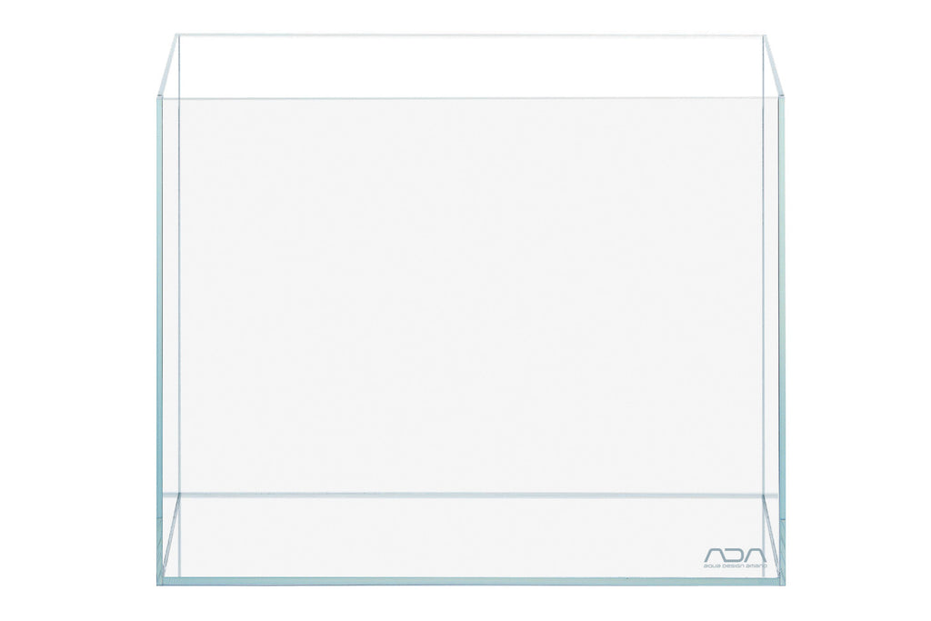 ADA Cube Garden 30-W Aquarium (Ultra High Clarity Glass)