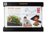 AZOO FLEXI-Mini Scape Set (W/ Silver Flexi-Mini LED)