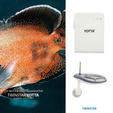 TWINSTAR-II YOTTA PLUS (Prevention of fish disease) Reactor included