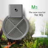 TWINSTAR-II M3 (Algae Inhibitor) Reactor included