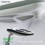 TWINSTAR-II NANO PLUS (Algae Inhibitor) Reactor included