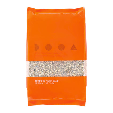 DOOA TROPICAL RIVER SAND (2.5kg) ($13.99 + $6.00 Shipping)
