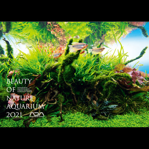 ADA Nature Aquarium Calendar 2021 - Beauty of Nature Aquarium