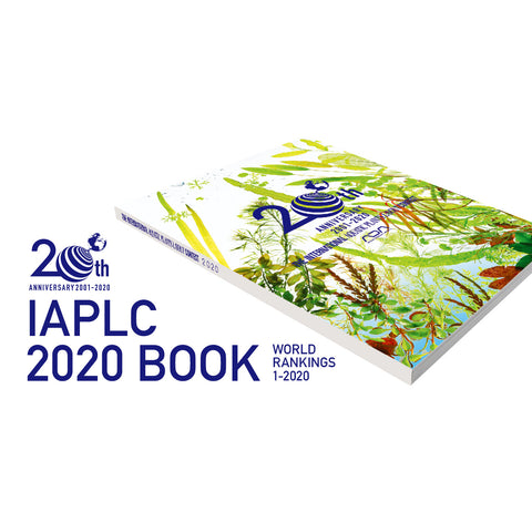 ADA The International Aquatic Plants Layout Contest 2020 Booklet