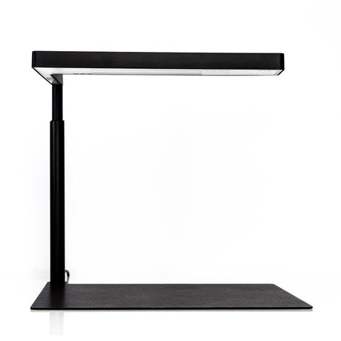 ONF Flat NANO Stand LED light Black