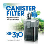 Shiruba XB-310 External Canister Filter (40 to 60 Gal)