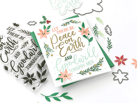 FEATURED FRIDAY: FRESH CUT FLORALS EDITION 4 & PEACE ON EARTH BUNDLE