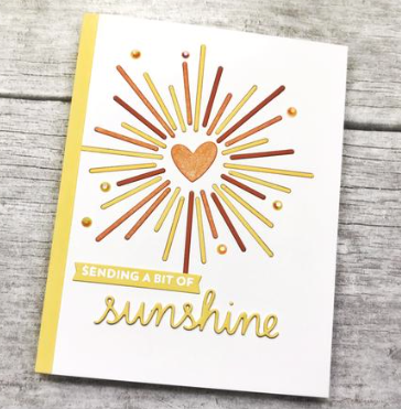 FEATURE FRIDAY: Hello Sunshine & To The Point