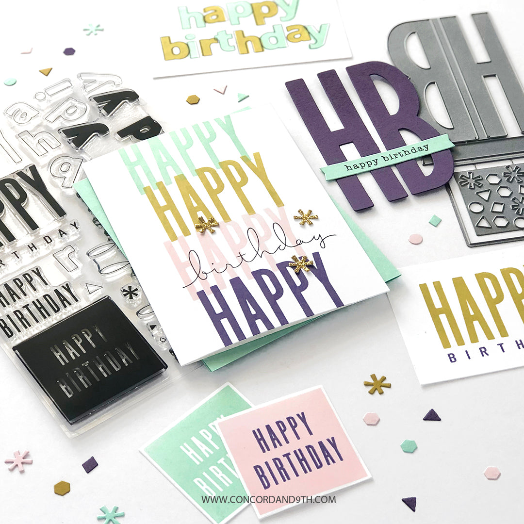 All the Birthdays Bundle