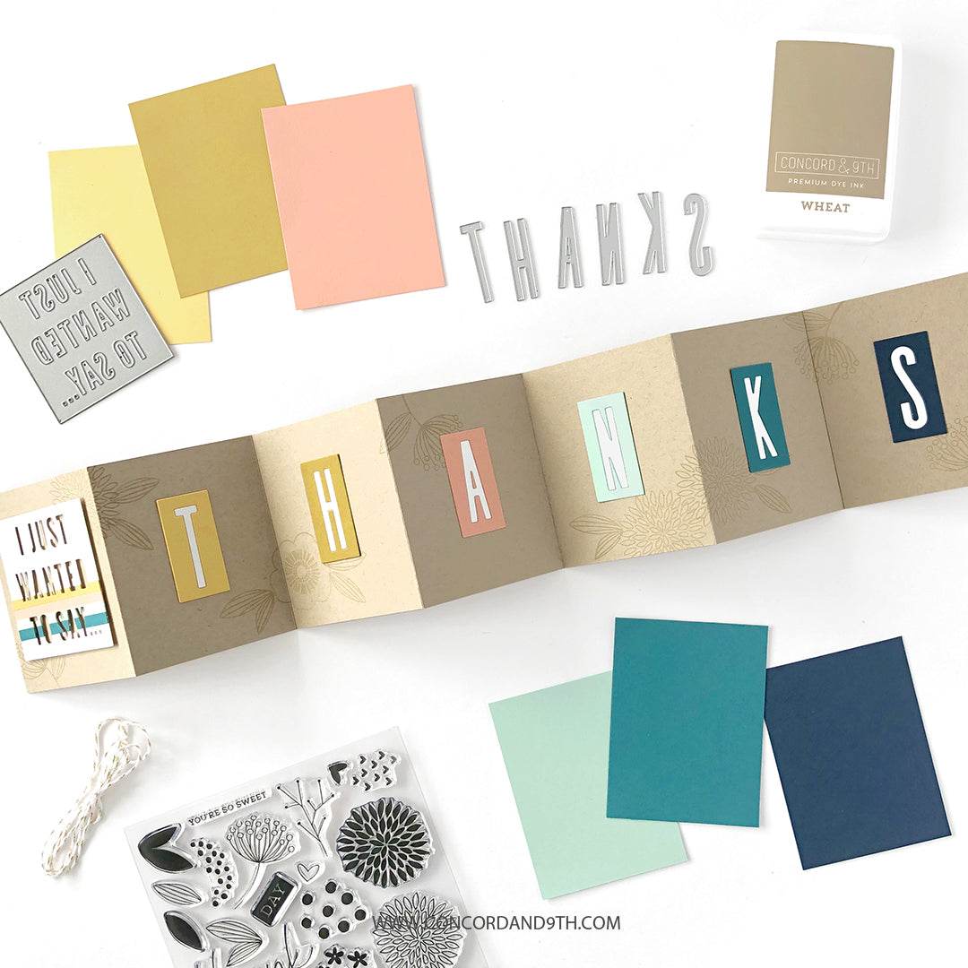 All the Letters Bundle