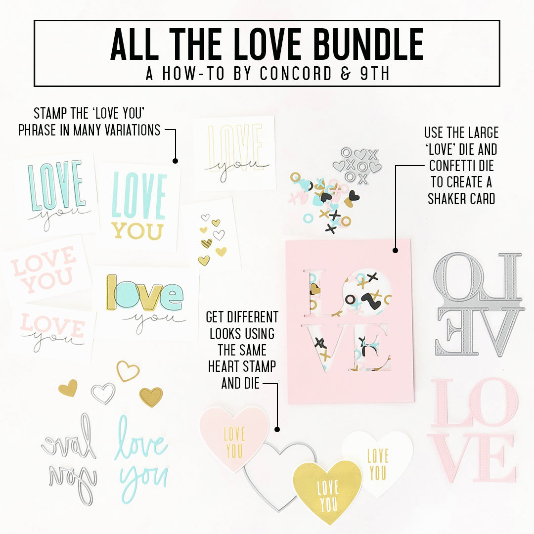All the Love Bundle