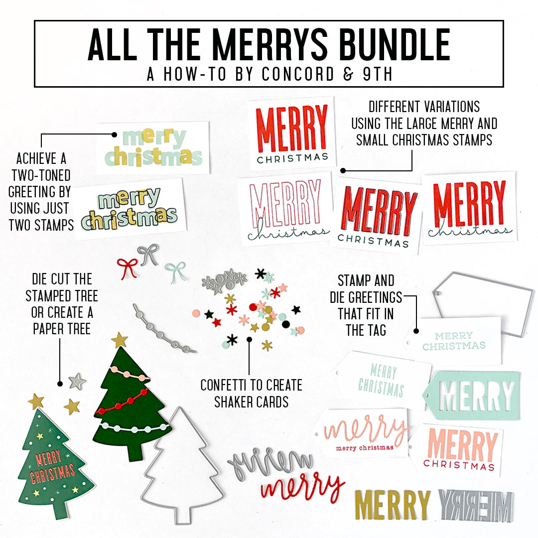All the Merrys Bundle