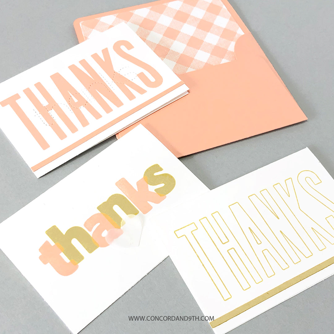 All the Thanks Bundle