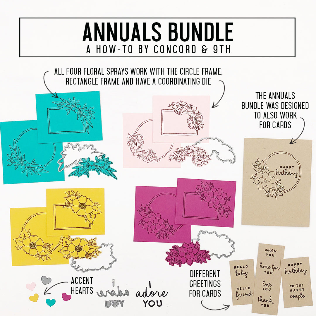 Annuals Bundle