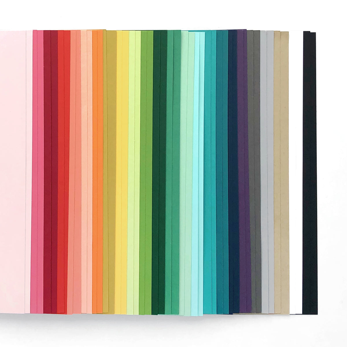 Assorted Color Cardstock