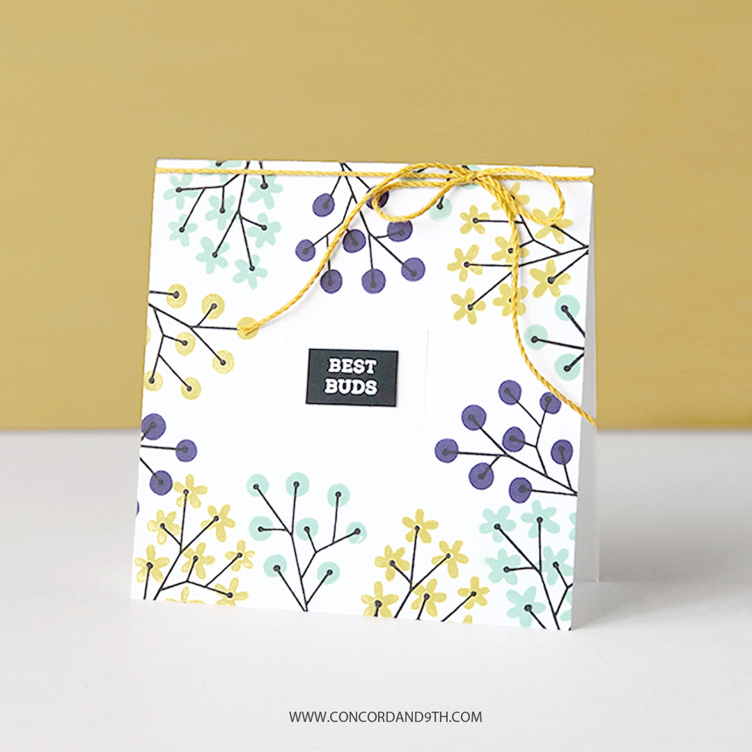 Buds & Blossoms Stamp Set