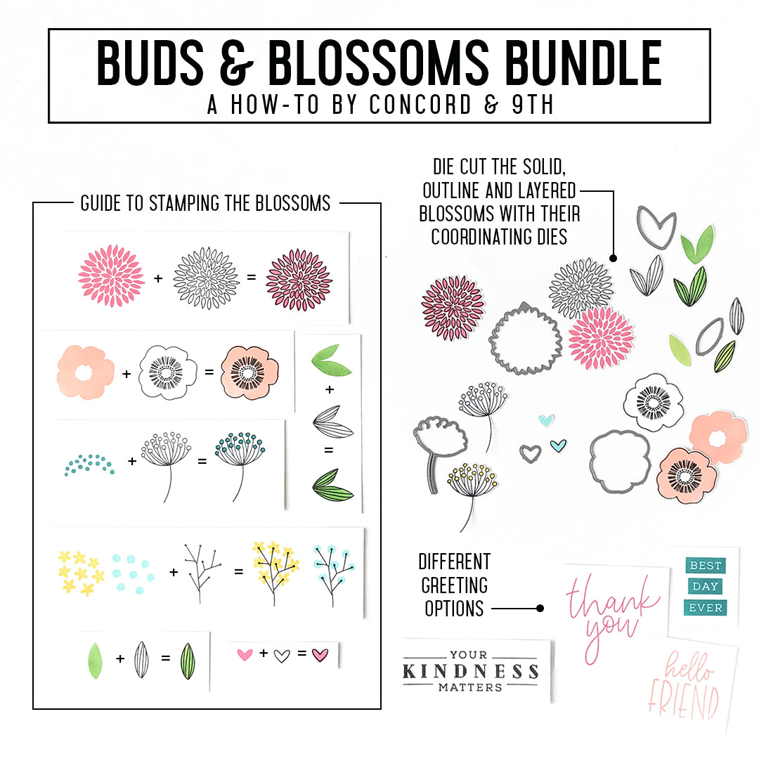 Buds & Blossoms Bundle