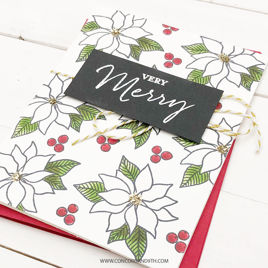 Christmas Florals Bundle