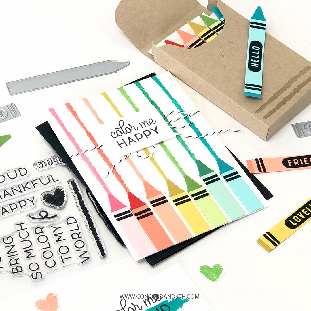 Color Me Happy Bundle