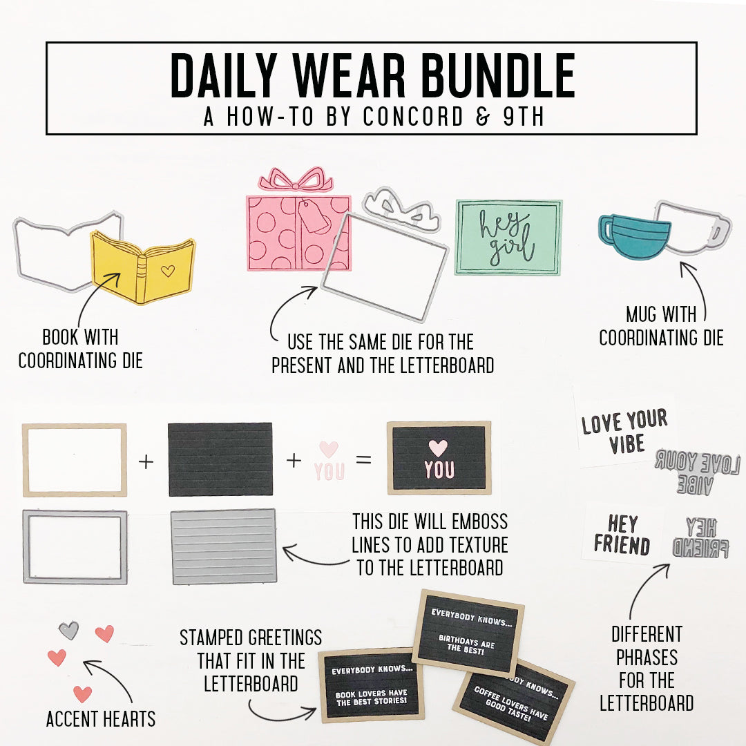 Daily Wear Bundle