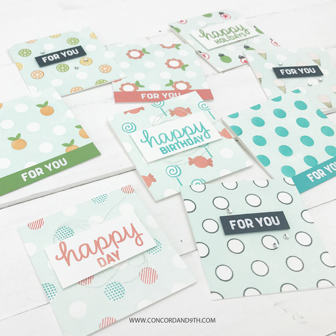 Dotted Bundle