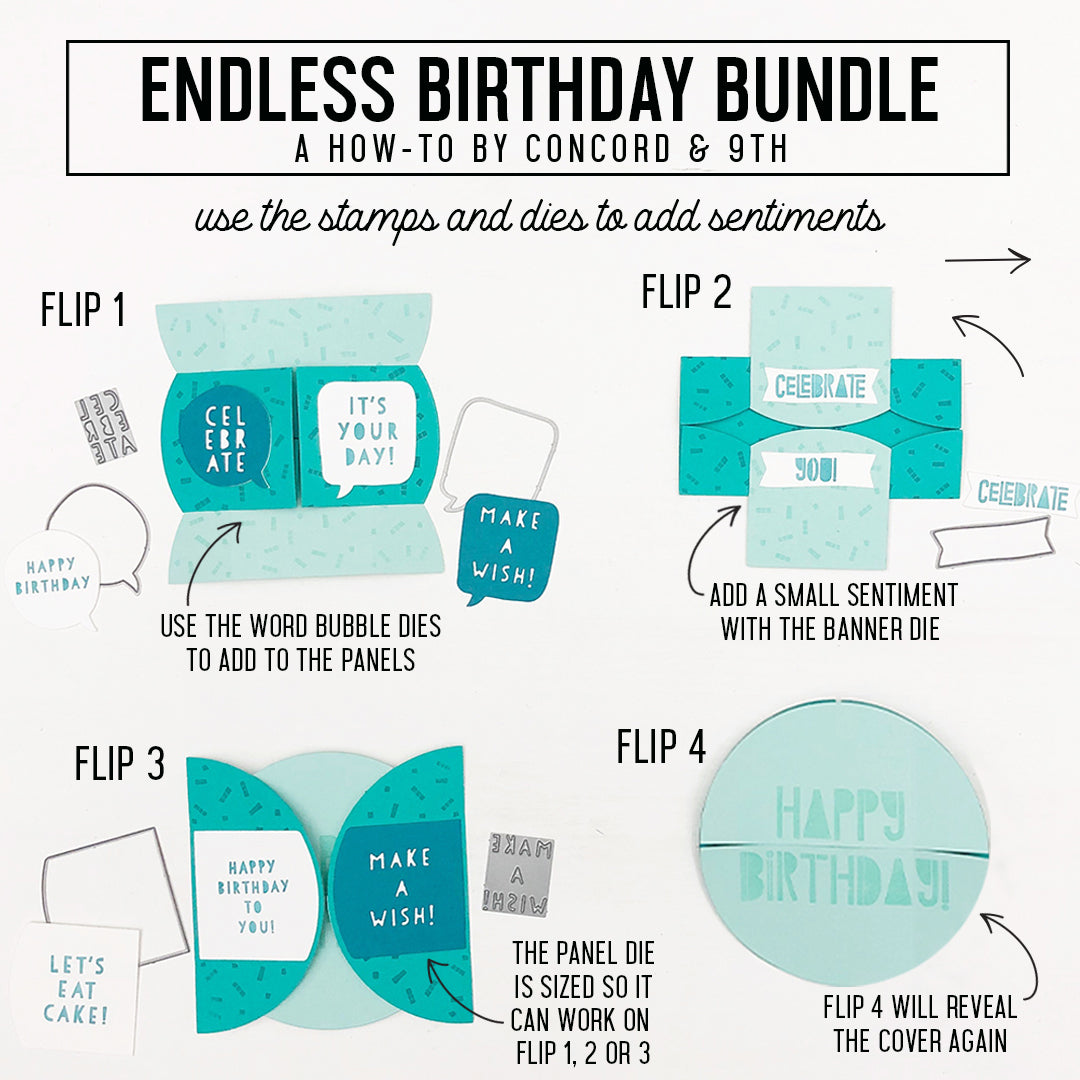 Endless Birthday Bundle