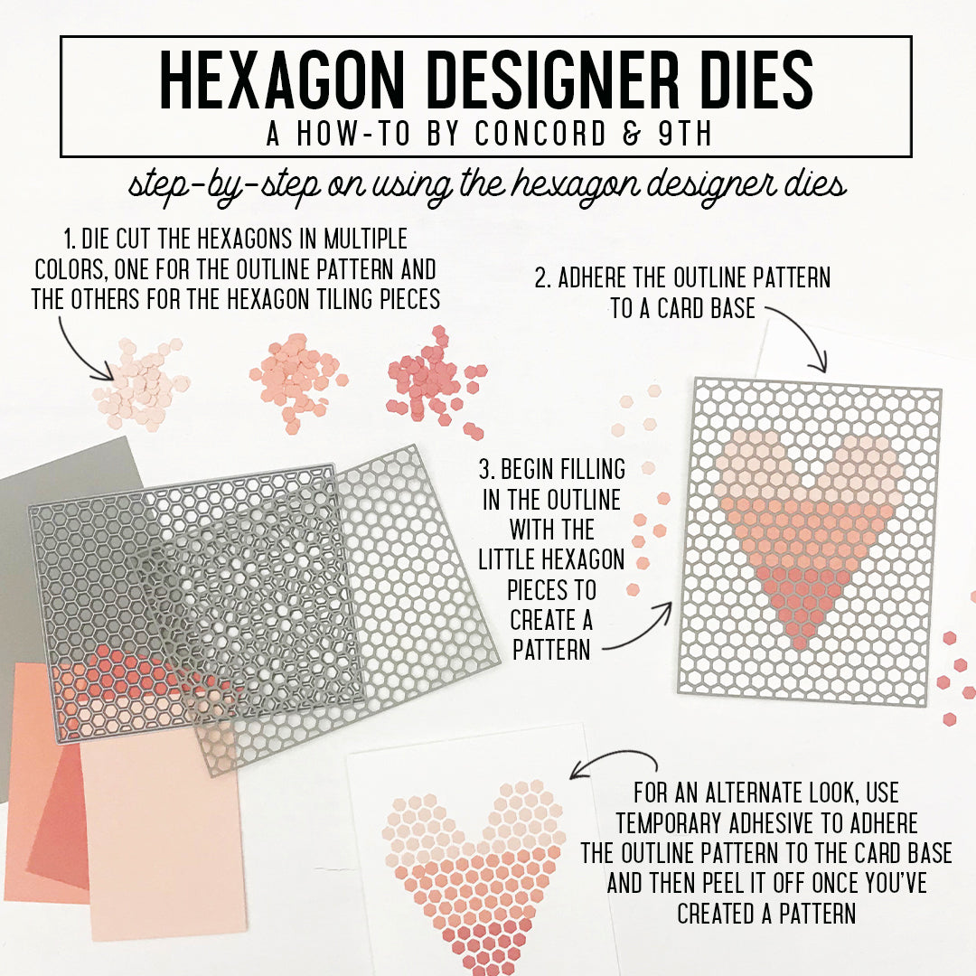 Hexagon Designer Dies