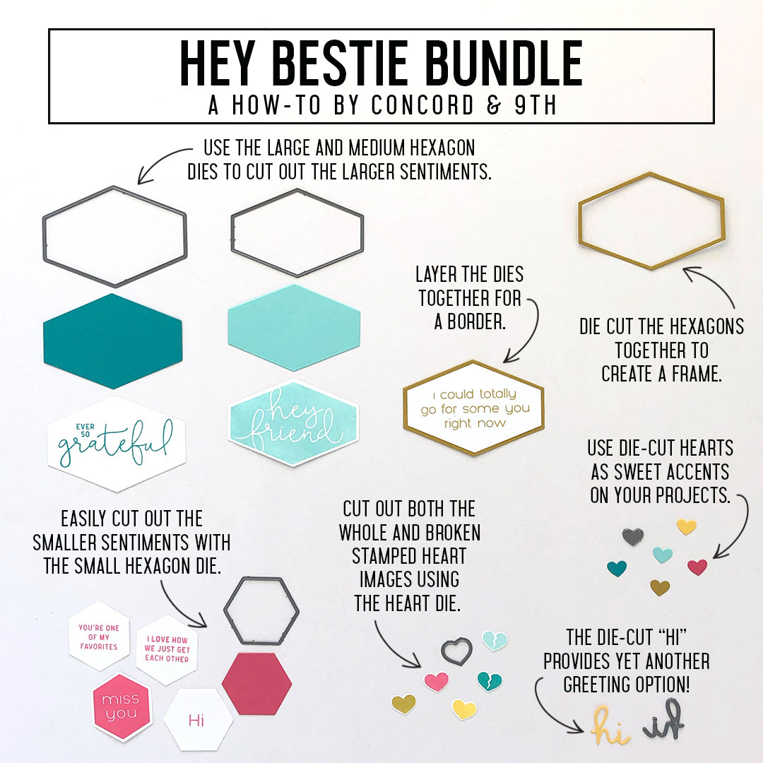 Hey Bestie Bundle