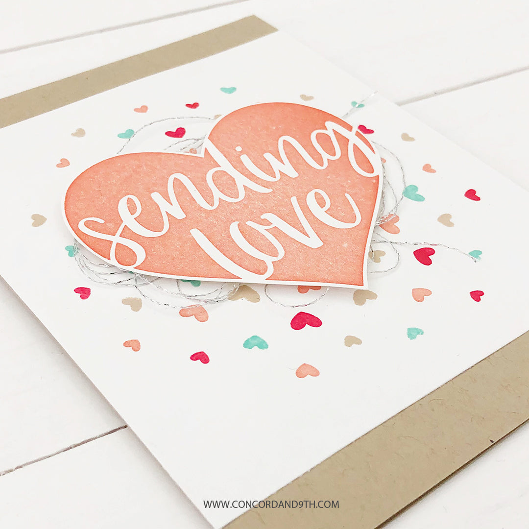 Hugs & Kisses Turnabout™ Stamp Set