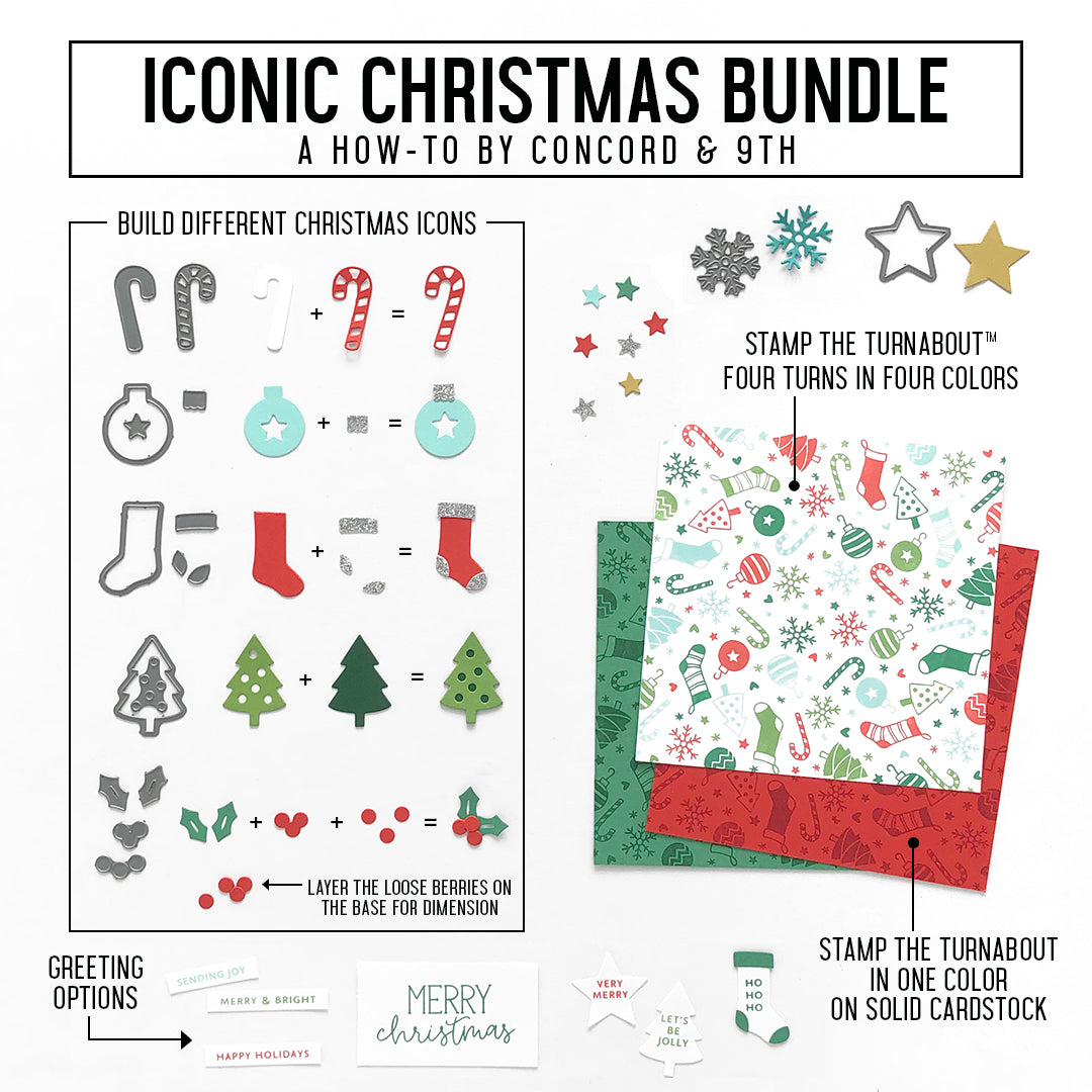 Iconic Christmas Bundle