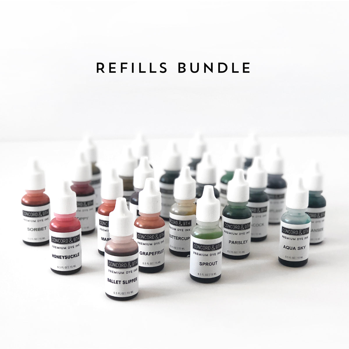 Ink Refills Bundle